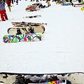 写真: めいほうスキー場