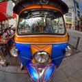 「トゥクトゥク(タイの三輪タクシー)」 タイフェスティバルin静岡 (6)