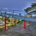 日本平運動公園 すべり台 360度パノラマ写真(2) HDR