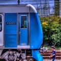 静岡鉄道 A3000形 (3) 静岡鉄道長沼工場での撮影会