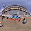 Photos: 2016年7月18日 清水港 ダイヤモンドプリンセス寄港 360度パノラマ写真(2) HDR