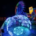 写真: 「清水港 海と光の空間」 清水港・エスパルスドリームプラザのイルミネーション(4)