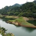宮ヶ瀬湖(東南端)