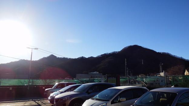 Photos: 8時半に到着!