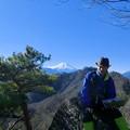 Photos: 富士山バックにパシャッ! Σp[【◎】]ω・´)