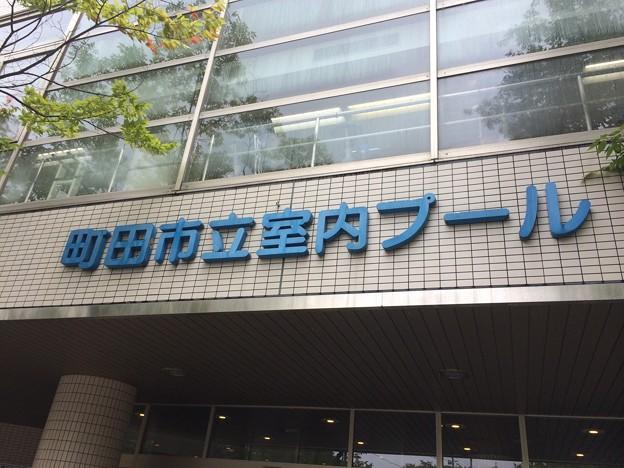 140810 町田市立室内プール