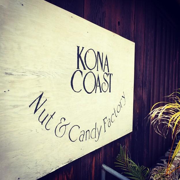 写真: Kona coast