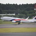 マレーシア航空 B737 (1)