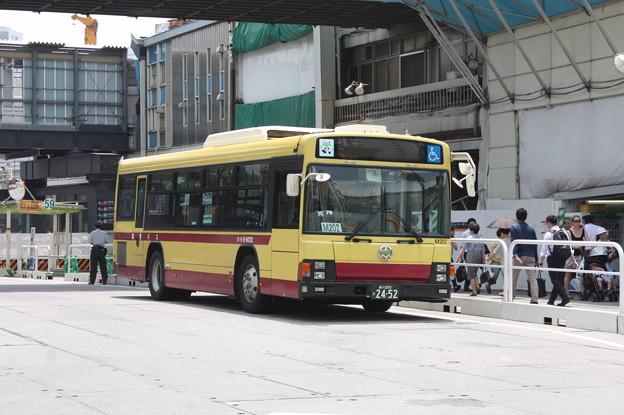 東京都交通局 B-M205 復刻塗装車