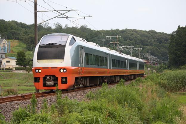 E653系K353編成 9744M 集約臨時列車 (6)