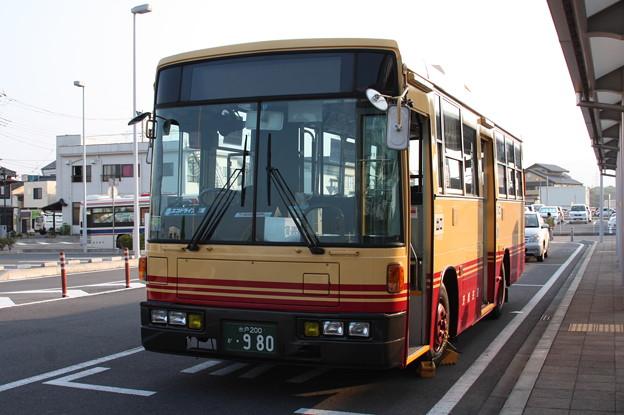 茨城交通 日産ディーゼル(UD)・RM 980号車