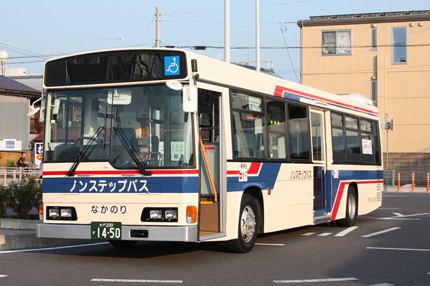 茨城交通 日野・レインボー 1450号車