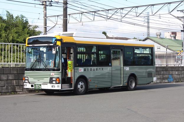 富士急山梨バス いすゞ・エルガミオ F3373