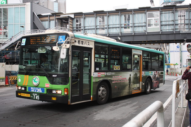 東京都交通局 B-K527