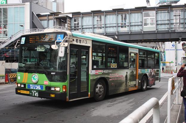 Photos: 東京都交通局 B-K527