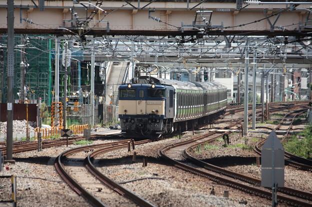 E231系500番台トウ520編成8両 新津配給 1