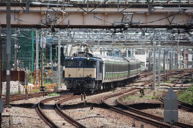 E231系500番台トウ520編成8両 新津配給 4