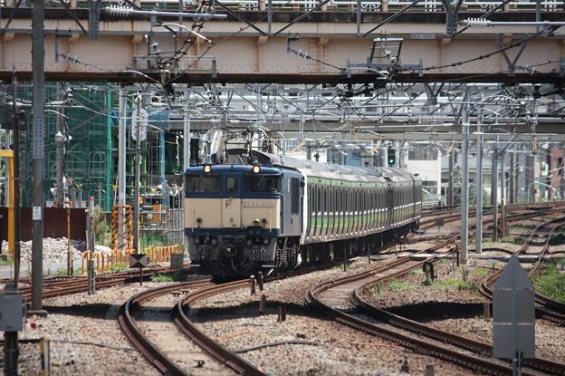E231系500番台トウ520編成8両 新津配給 5