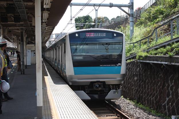 京浜東北線 E233系1000番台ウラ133編成