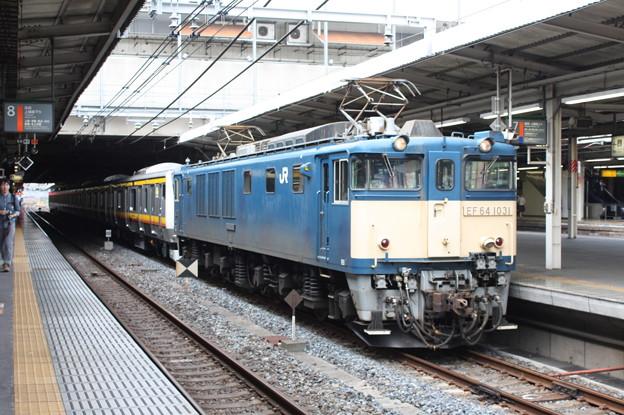 E233系8000番台N5編成 新津配給