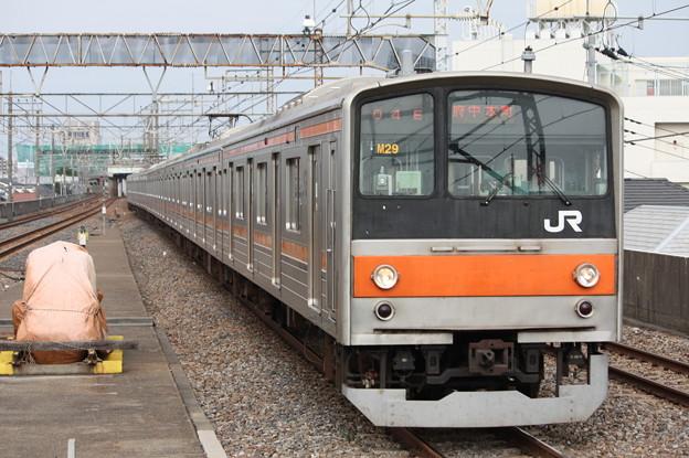 武蔵野線 205系5000番台ケヨM29編成