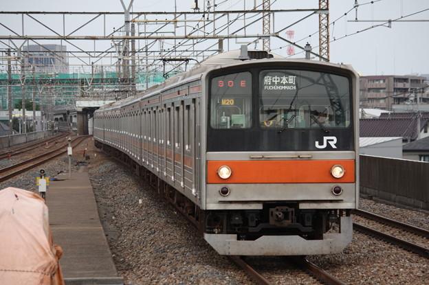 武蔵野線 205系5000番台ケヨM20編成