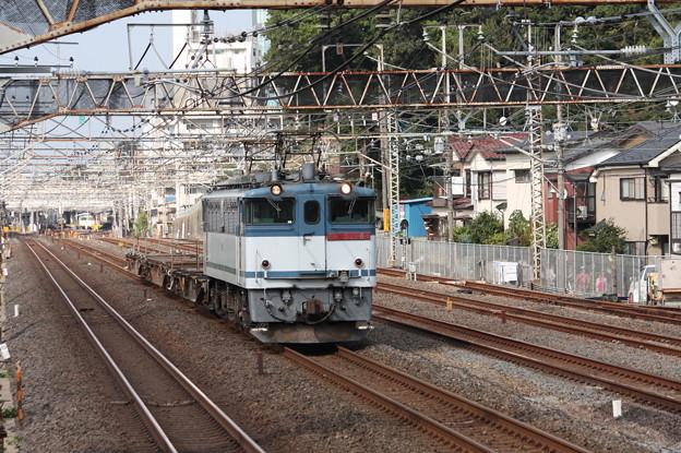 配8592レ EF65 2068牽引 3