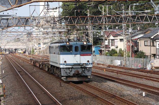 配8592レ EF65 2068牽引 4