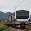 Photos: E531系K406編成 KY入場回送 後追い