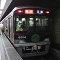 Photos: 神戸電鉄6000系6004F