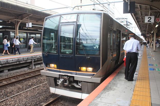 JR神戸線 321系D23編成