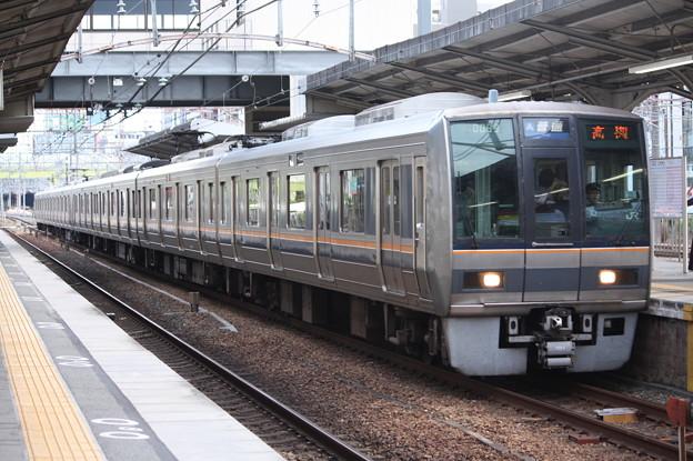 JR京都線 207系H1編成