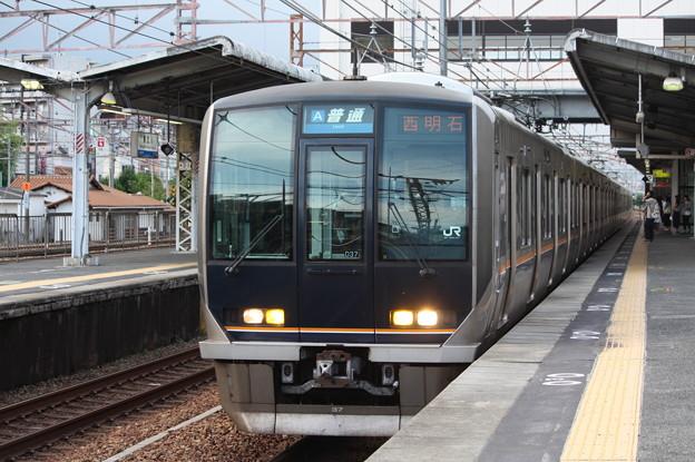 JR京都線 321系D37編成