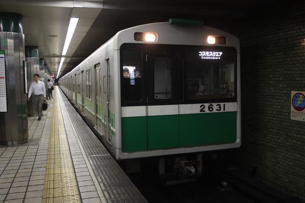 大阪市営地下鉄中央線20系2631F