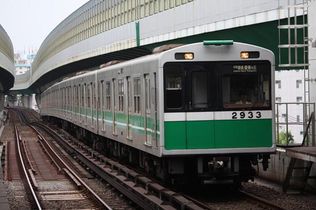 大阪市営地下鉄中央線20系2633F