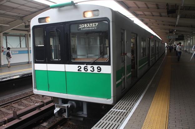 大阪市営地下鉄中央線20系2639F