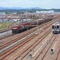 EH500安中貨物と415系1500番台 (5)