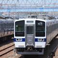 高萩駅留置されている415系1500番台 (1)