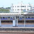高萩駅留置されている415系1500番台 (13)