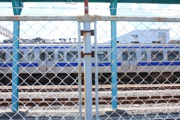 Photos: 高萩駅留置されている415系1500番台 (20)