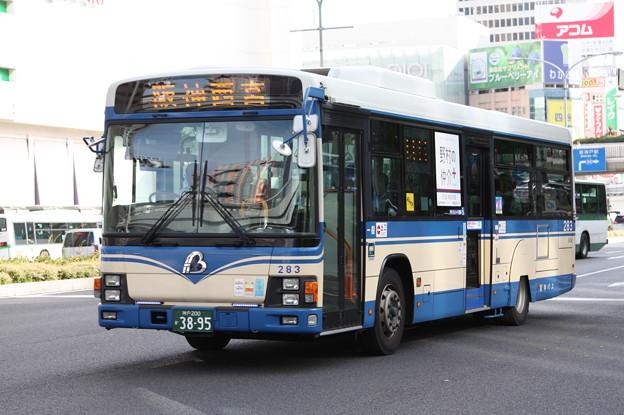 阪神バス 283号車