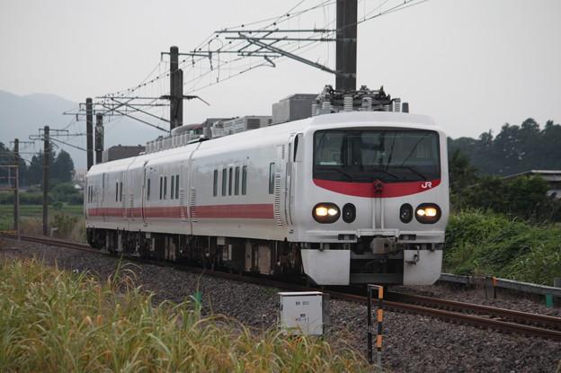 E491系East-i-E KY出場回送 (4)