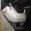 写真: E657系K15編成 2085M 特急ときわ85号 土浦行