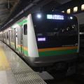 写真: 東海道線 E233系3000番台U628編成