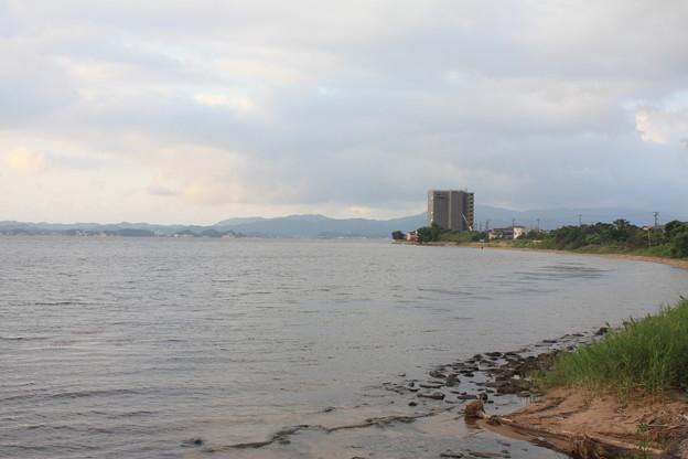 宍道湖 IMG_118989