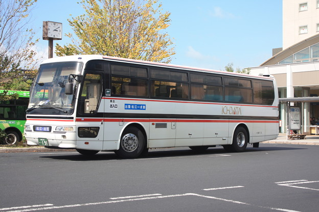 一畑バス 3465号車