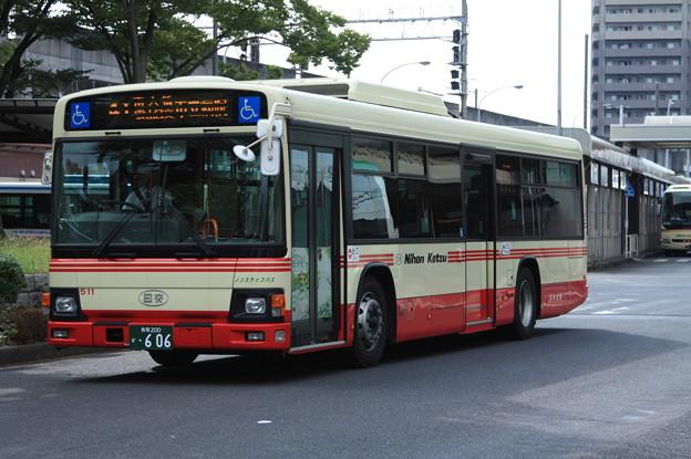 日本交通 511号車