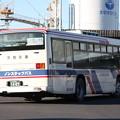 Photos: 茨城交通 水戸200か1489 後部