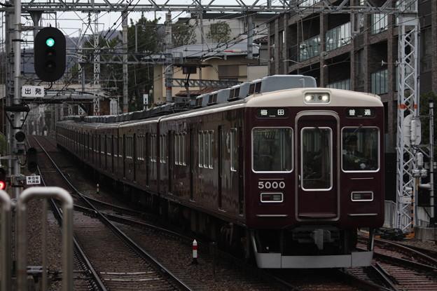 阪急神戸線 5000系5000F