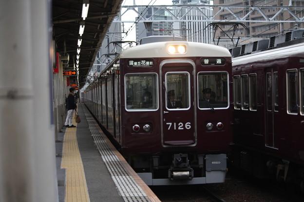 阪急宝塚線 7000系7026F